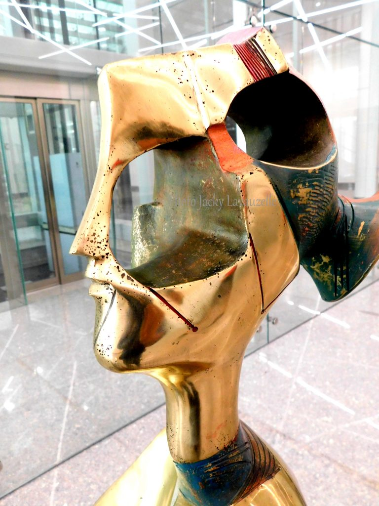 Sculptures de Geno Zakaraia გენო ზაქარაია- TBILISSI - ნარიყალა