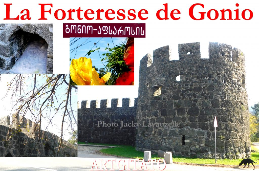 Forteresse de Gonio - Batumi