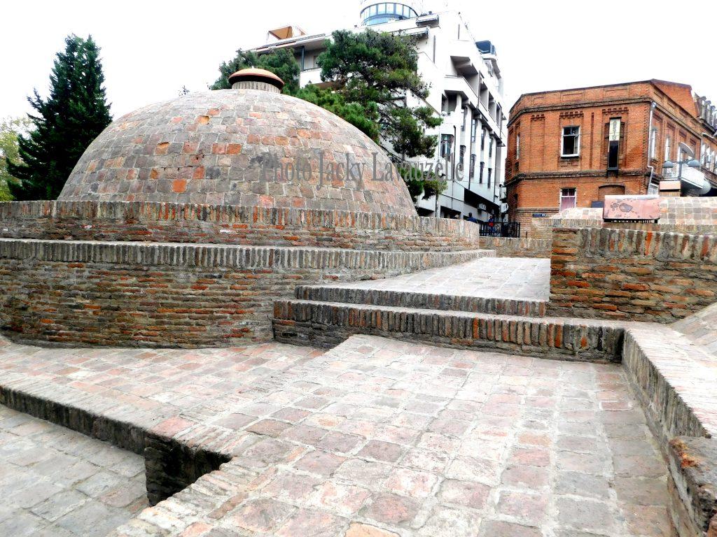 quartiers des bains tbilissi - Abanotubani - აბანოთუბანი