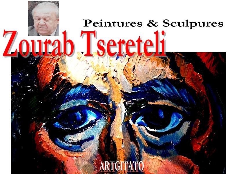 Zourab Tsereteli Zurab Tsereteli Ines