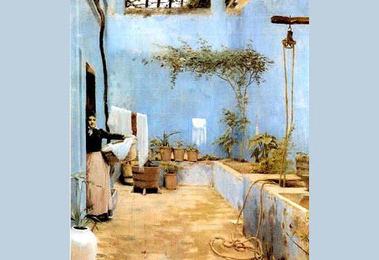 LES BRINS D'OR PUR – Sonnet de Fernando de Herrera – Las hebras de oro puro que la frente