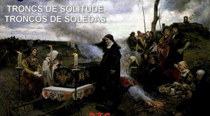 TRONCS DE SOLITUDE – Poème de Miguel Hernández – Troncos de soledad