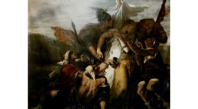 LE FEU DU DÉSIR – Poème de Pouchkine – 1825 – В крови горит огонь желанья
