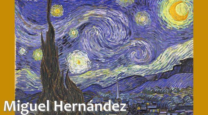 TOUTES LES MAISONS SONT DES YEUX – Poème de Miguel Hernández – Todas las casas son ojos