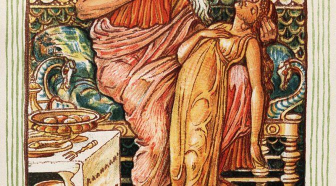 LE MYTHE DE MIDAS – Poème de Lope de Vega – A Baco pide Midas que se vuelva