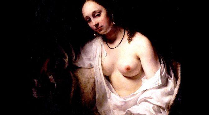 LES DÉSIRS D'UNE FEMME – Poème de LOPE DE VEGA – Si el padre universal de cuanto veo (Sonnet – Soneto)