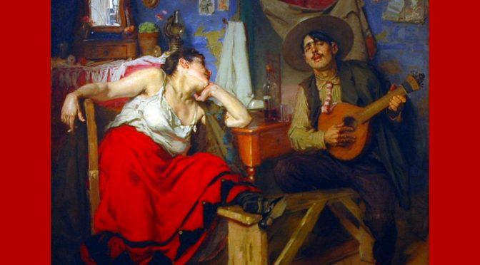 MON FADO – Poème de Florbela ESPANCA – Meu fado, meu doce amigo… – 1915