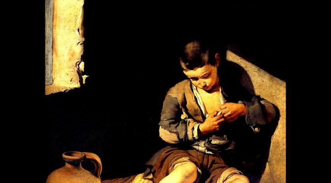 L'ENFANT MALADE – Poésie de Miguel de Unamuno – AL NIÑO ENFERMO