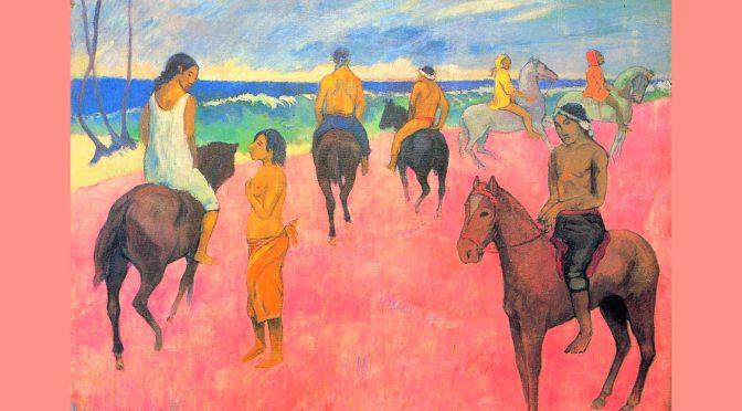 LE SOLEIL ET LA MER – Poème de Florbela Espanca – 1919- Eu q'ria ser o Mar ingente e forte