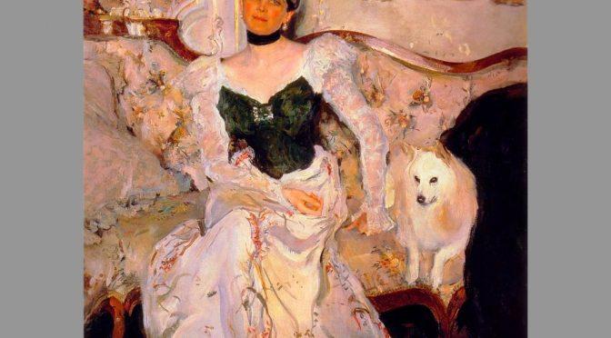 LES CHEVEUX GRIS – Poème de Marina Tsvétaïeva – Марина Ивановна Цветаева – Седые волосы – 1922
