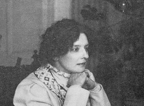 EFFRAYANT ! POÈME DE  ZINAÏDA HIPPIUS – 1916 –  Поэзия Зинаиды Гиппиус – Страшное
