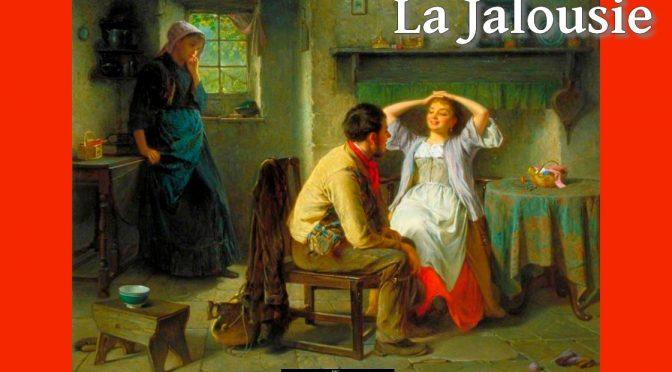JALOUSIE – Poème de Marina Tsvétaïeva –  Марина Ивановна Цветаева- 1926 – ПОПЫТКА РЕВНОСТИ