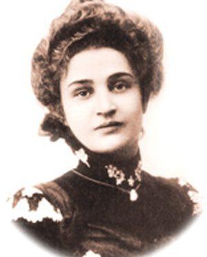 LES PENSÉES SOMBRES – POÈME DE MIRRA LOKHVITSKAÏA – Мирра Лохвицкая- 1895 -И ветра стон