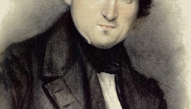 DERNIER AMOUR de Fiodor Tiouttchev – Фёдор Иванович Тютчев – 1851/1854 – Последняя любовь