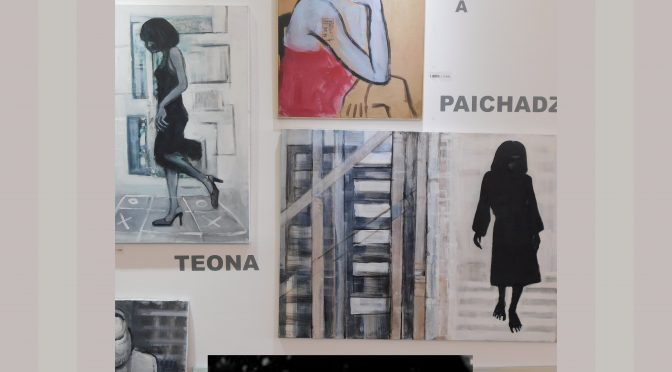 TEONA PAICHADZE – თეონა პაიჭაძე – LA NOSTALGIE DES FUTURS IMPOSSIBLES – შეუძლებელი მომავლისთვის ნოსტალგია