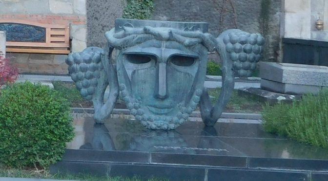 Panthéon de Mtatsminda მთაწმინდის პანთეონი – Tbilissi