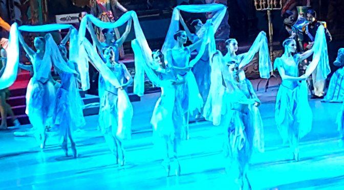 NATHALIE – BALLET 2 ACTES – August Bournonville & Carl Christian Møller – A l'Opéra de Tbilissi