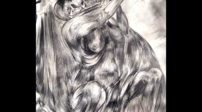 SALOME DEVADZE – Dans les entrailles de l'Enfer – სალომე დევაძე – ჯოჯოხეთის ნაწლავებში