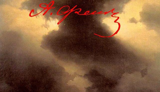 LA TEMPÊTE – Poème de AFANASSI FET – 1854 – Поэзия Афанасси Фета – Буря