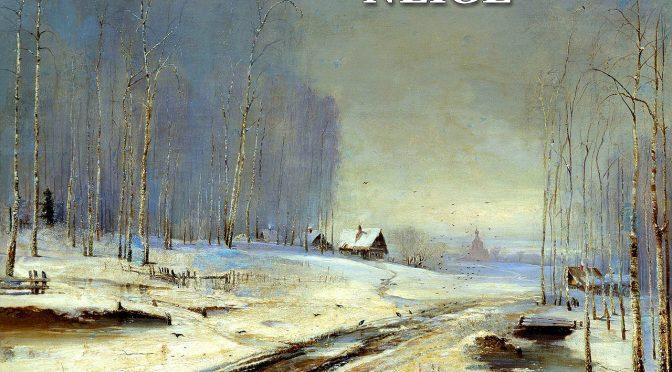 NEIGE – Poème d'Innokenti Annenski – 1910 – Иннокентий Анненский  – Снег