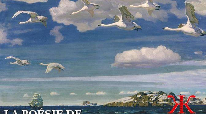 LA POÉSIE DE CONSTANTIN SLOUTCHEVSKI – ПОЭЗИЯ КОНСТАНТИНСКОГО СЛОУЧЕВСКОГО