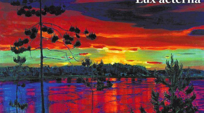 LUX AETERNA – Constantin Sloutchevski – 1881 – Константин Случевский – LA LUMIERE ETERNELLE