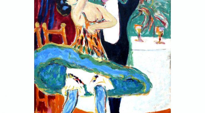 LES POTINS – Poème de Kurt TUCHOLSKY – Das Persönliche – 1931