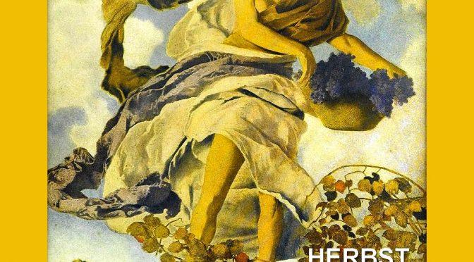HERBST – Poème de RAINER MARIA RILKE – AUTOMNE- 1902