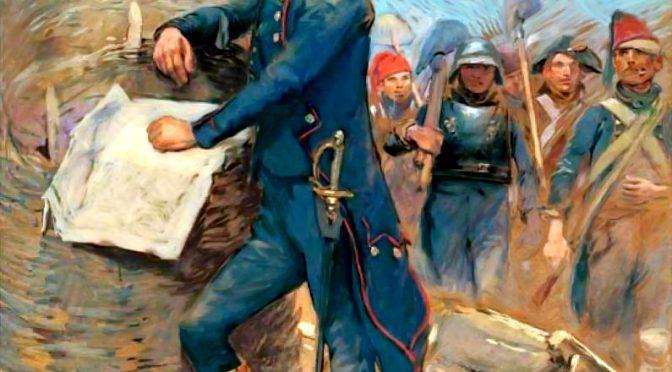 A NAPOLEON – LE CINQ MAI – POEME DE ALESSANDRO MANZONI – Il Cinque Maggio -1821