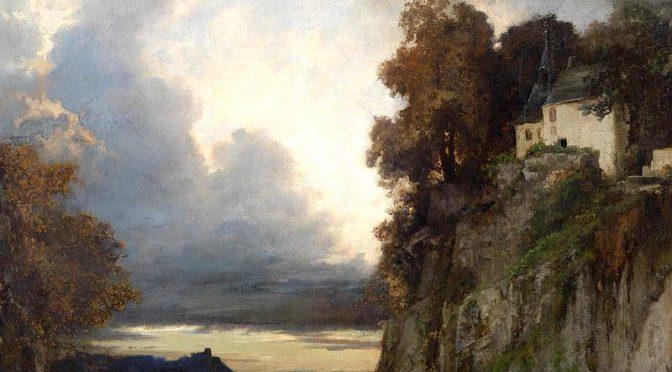 RETOUR AU PAYS – POÈME DE FRIEDRICH HÖLDERLIN – Rückkehr in die Heimat