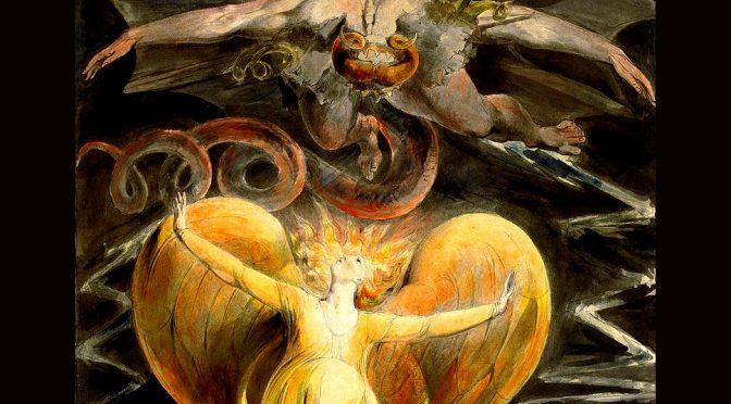 LE JUGEMENT DERNIER – II – LE TEMPS DES SIGNES – POÈME DE ERIK-AXEL KARLFELDT –   Yttersta domen (II) – 1901 – Tecknens tid