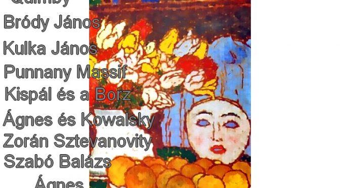 LES PLUS BELLES CHANSONS HONGROISES – A legszebb magyar dalok